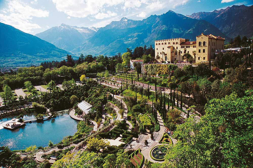 A must for every holiday in Meran